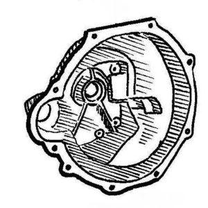 Gearbox - 4 Speed Side Change