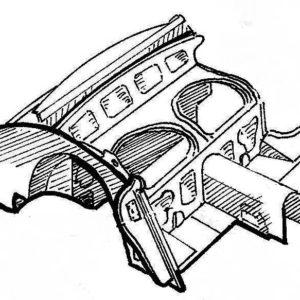 Inner Body Panel